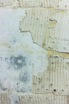 Free Stock Photo of Old Tile Glue Texture