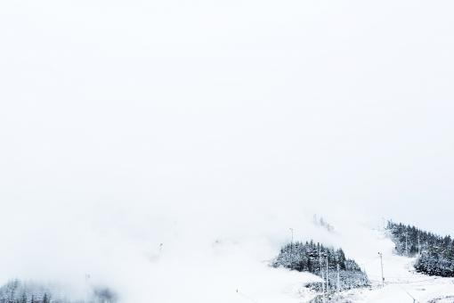 Free Stock Photo of Snow Making