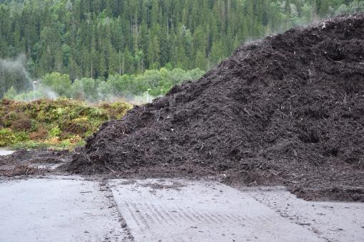 Free Stock Photo of Composting process