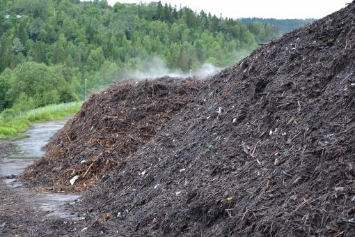 Free Stock Photo of Commercial composting