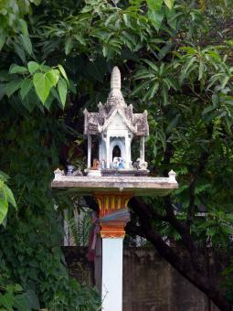 Free Stock Photo of Thai Spirit House