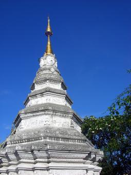 Free Stock Photo of Buddhist Pagoda
