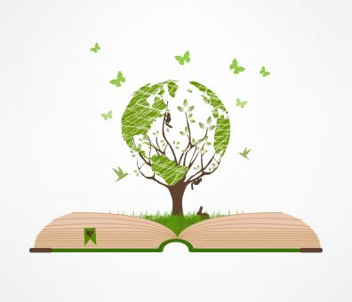 Free Stock Photo of Book of Life - Ecology Concept