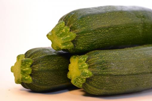 Free Stock Photo of Courgettes