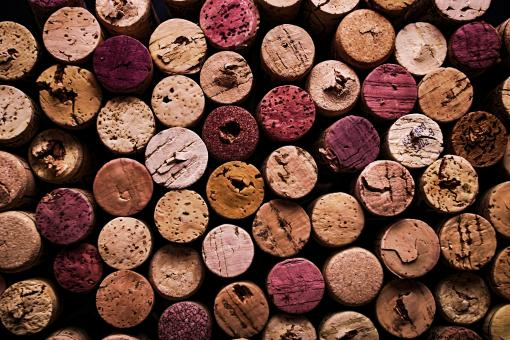 Free Stock Photo of Corks background