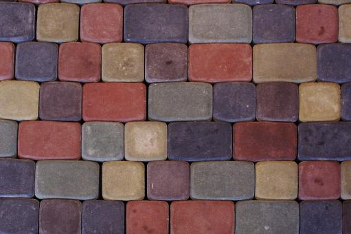 Free Stock Photo of Paving texture