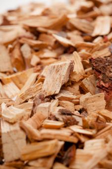 Free Stock Photo of Wooden Chips