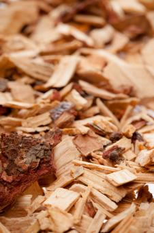 Free Stock Photo of Wood Chips Texture
