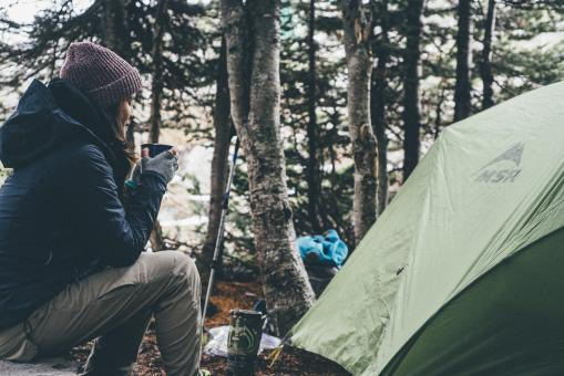 Free Stock Photo of Camping