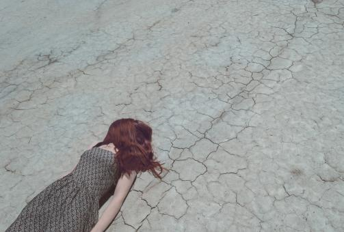 Free Stock Photo of Dying in the desert
