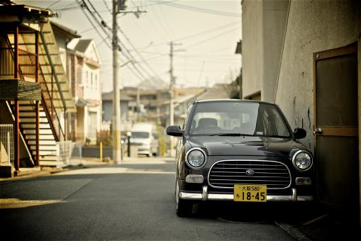 Free Stock Photo of Daihatsu
