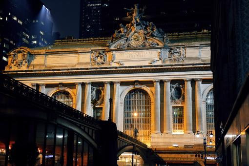 Free Stock Photo of Grand Central Terminal