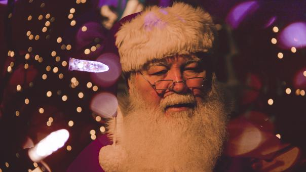 Free Stock Photo of Santa Claus