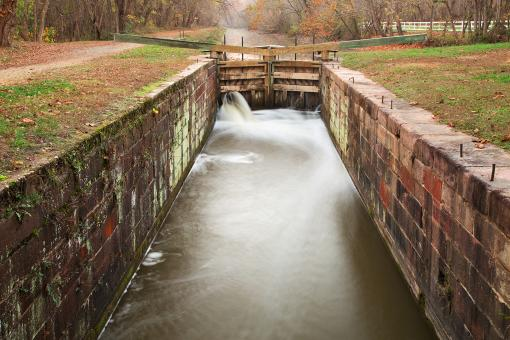 Free Stock Photo of Pennyfield Lock