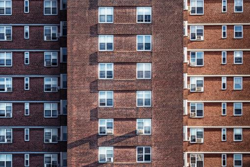 Free Stock Photo of Apartment Building