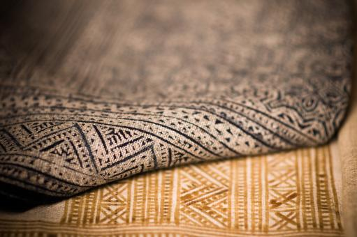 Free Stock Photo of Folded cloth