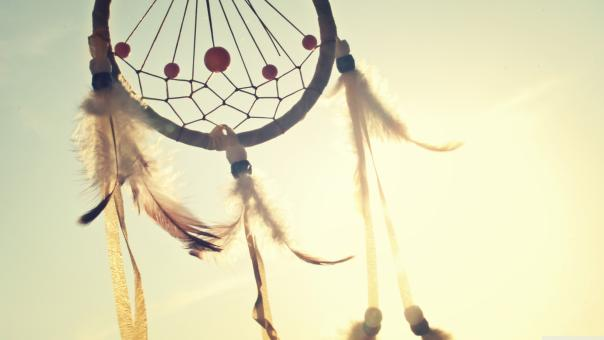Free Stock Photo of Dreamcatcher