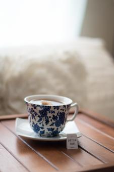 Free Stock Photo of Cup of Tea