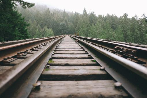 Free Stock Photo of Track