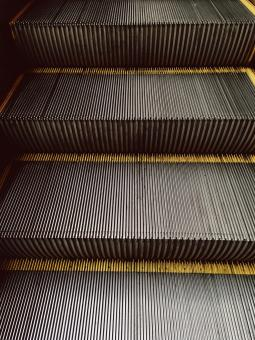 Free Stock Photo of Escalator