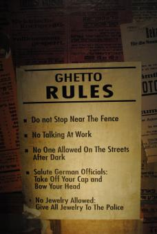 Free Stock Photo of Ghetto Rules