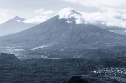 Free Stock Photo of Guatemala Volcano