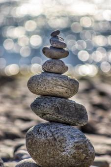 Free Stock Photo of Perfect Balance