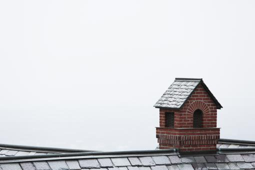 Free Stock Photo of Building's roof