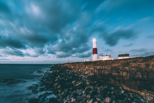 Free Stock Photo of The Light House