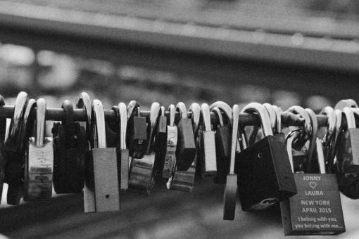 Free Stock Photo of Locks