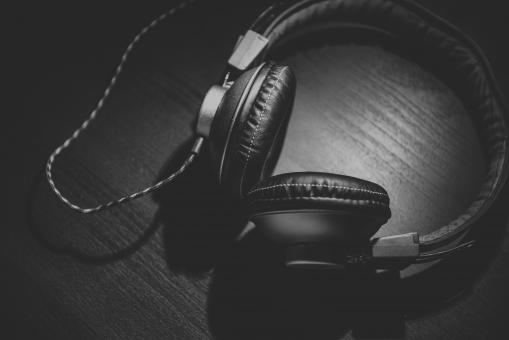 Free Stock Photo of Headphone