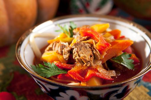 Free Stock Photo of Shorpa -  Middle Eastern Lamb Soup