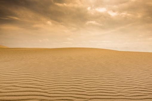 Free Stock Photo of Desert