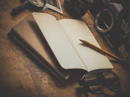 Free Stock Photo of Write