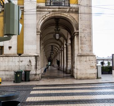 Free Stock Photo of Architecture of Lisbon