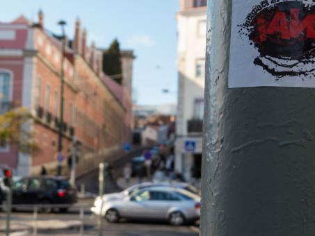 Free Stock Photo of City center - stickers
