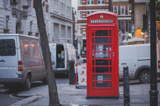 Free Stock Photo of Phonebooth