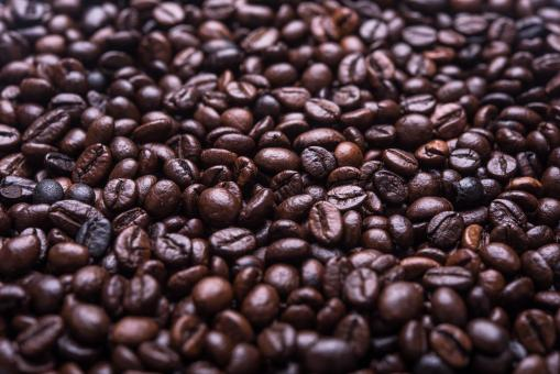 Free Stock Photo of Coffee Beans
