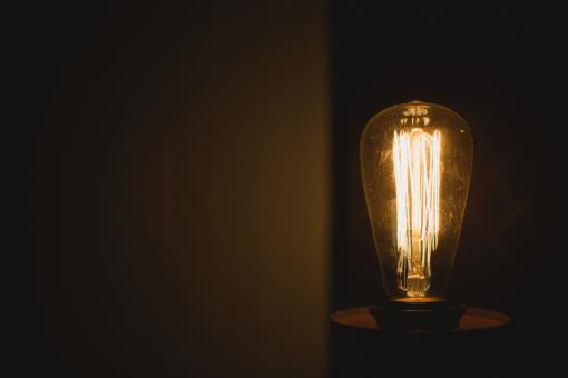 Free Stock Photo of Bulb