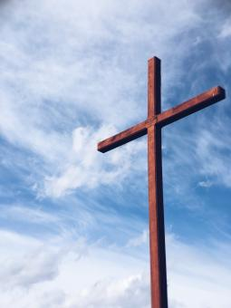 Free Stock Photo of Cross