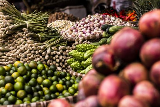 Free Stock Photo of Vegetable Shop