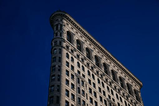 Free Stock Photo of Flatiron Building
