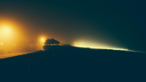 Free Stock Photo of Fog