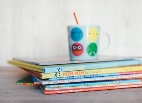 Free Stock Photo of Kid's Books