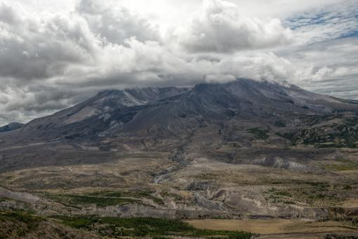 Free Stock Photo of Mt st Helens