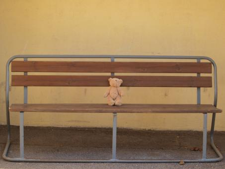 Free Stock Photo of Teddy Bear sitting