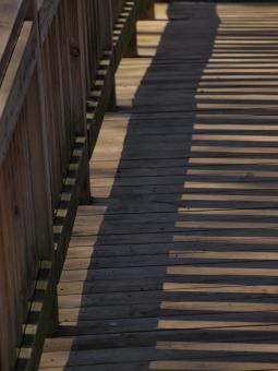 Free Stock Photo of Wooden bridge