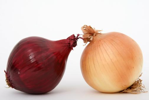 Free Stock Photo of Onions