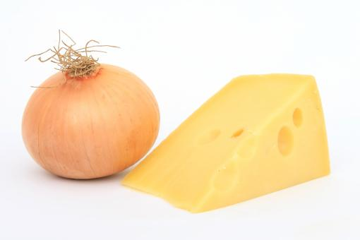 Free Stock Photo of Onion n Cheese