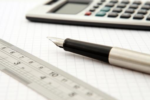 Free Stock Photo of Calculation